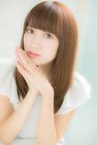 【Euphoria】女の子はいつだって天使になれる…☆MeltyStraght☆|Euphoria【ユーフォリア】新宿通りのヘアスタイル