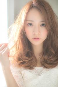 【Euphoria】ときめきがホワンと香る☆本命女子のシフォンヘア