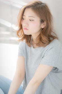 カジュアルなのにおふぇろ|Euphoria【ユーフォリア】新宿通りのヘアスタイル