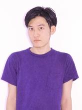 タイトな黒髪ウエットショート|FAIR LADY 下北沢店のメンズヘアスタイル
