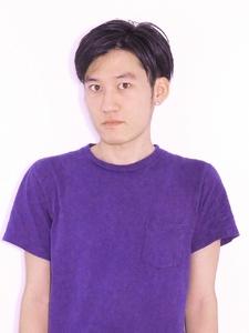 タイトな黒髪ウエットショート|FAIR LADY 下北沢店のヘアスタイル