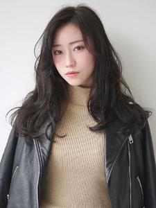 Foreign girl * IT LONG / セミウェットロング|FAIR LADY 下北沢店のヘアスタイル