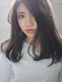 Foreign girl * IT LONG / セミウェットシアーロング