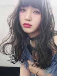 Foreign girl * IT LONG / シアーフランネルロング