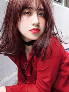 Foreign girl * IT LONG / シアードリップロング|FAIR LADY 下北沢店のヘアスタイル