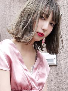 Foreign girl * IT BOB / シアーへムボブ|FAIR LADY 下北沢店のヘアスタイル