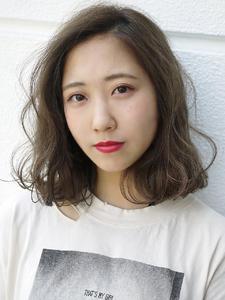 Foreign girl * IT BOB / シアーサージボブ|FAIR LADY 下北沢店のヘアスタイル