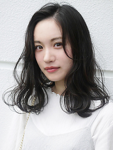 Foreign girl * IT LONG / シアーマリーアロング|FAIR LADY 下北沢店のヘアスタイル