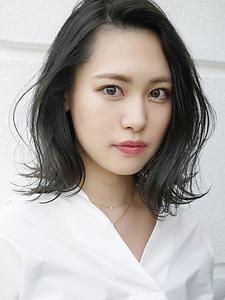 Foreign girl * IT BOB / シアーパムンボブ|FAIR LADY 下北沢店のヘアスタイル