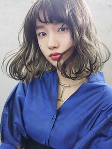 Foreign girl * IT BOB / シアーアンヴァンボブ|FAIR LADY 下北沢店のヘアスタイル
