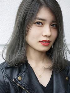 Foreign girl * IT LONG / シアーグライスロング|FAIR LADY 下北沢店のヘアスタイル