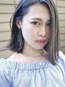 Foreign girl * IT BOB / シアーヨシンボブ|FAIR LADY 下北沢店のヘアスタイル