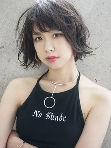 Foreign girl * IT BOB / シアー ヴィクティムボブ|FAIR LADY 下北沢店のヘアスタイル