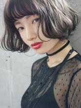 Foreign girl * IT BOB / シアートリムボブ|FAIR LADY 下北沢店のヘアスタイル