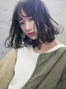 Foreign girl * IT BOB / シアーグログランボブ|FAIR LADY 下北沢店のヘアスタイル