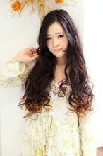 フェアリーウェーブ feel 富樫 紗希のヘアスタイル