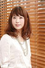 ふわゆるカール feel 富樫 紗希のヘアスタイル