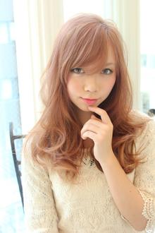 ふわふわシースルーヘア|FEERIE GINZAのヘアスタイル