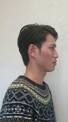 大人の男になる!|atelier Fish&Flower 箱作本店のメンズヘアスタイル