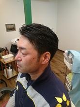 イメチェン|atelier Fish&Flower 箱作本店のメンズヘアスタイル