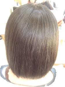 前処理シッカリ!|フレンド美容室のヘアスタイル
