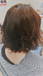 カラー・パーマ・プルーム|フレンド美容室のヘアスタイル