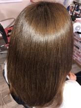 プルーム・カラー|フレンド美容室のヘアスタイル