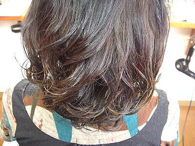 半年ぶりに・・・|フレンド美容室のヘアスタイル