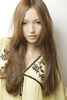 大人ナチュラルなオシャレ美女風なスタイルです。|GARDEN omotesandoのヘアスタイル
