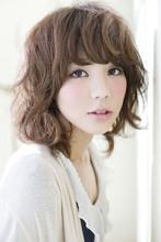 コットンタッチウェーブ|GARDEN omotesando 北田 ゆうすけのヘアスタイル