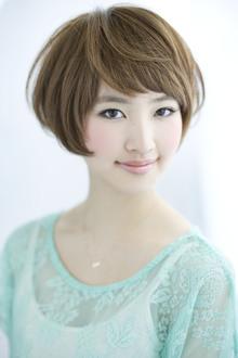 ひし形ボブ|GARDEN omotesandoのヘアスタイル