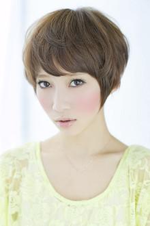 大人かわいいSeetショート|GARDEN omotesandoのヘアスタイル