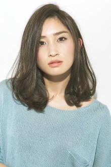 ツヤを失わない似合わせカット|GARDEN Tokyoのヘアスタイル