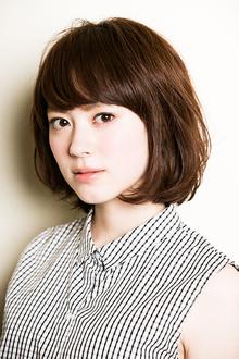 伸ばしかけの方も黒髪もOK!|GARDEN Tokyoのヘアスタイル