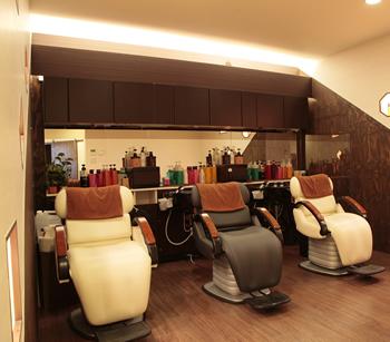 Hair&Make gracias 西宮北口本店