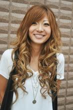 エクステスタイル☆|Hair&Make gracias 西宮北口本店のヘアスタイル