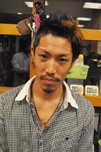 |Hair&Make gracias 西宮北口本店のメンズヘアスタイル