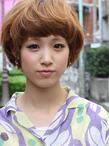 ☆マニッシュマッシュボブ☆|GUZZLE HARAJUKUのヘアスタイル