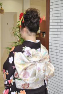 和装|Hair Design ECRUのヘアスタイル