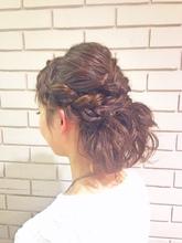 大人気スタイル!お呼ばれヘア!!|風 〜fuu〜のヘアスタイル
