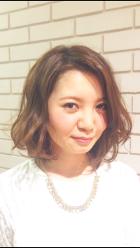 やわらかミディ|風 〜fuu〜のヘアスタイル