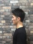 男らしさアップ!!|harmony's'MOVE     のヘアスタイル