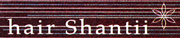 hair shantii  | ヘア シャンティ  のロゴ