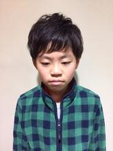 くせ毛風ナチュラルカール|hair shantii yuriのキッズヘアスタイル