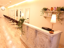 hair jurer deux  | ヘアジュレドゥ 【名古屋・栄の美容室・美容院・ヘアサロン】 のイメージ