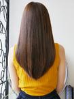 モテ可愛い美髪ストレートロング