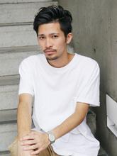 男前ワイルド★メンズショート|hair jurer deuxのヘアスタイル