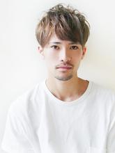 男クールミディアム|hair jurer deuxのヘアスタイル