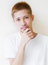 男らしいワイルドメンズボウズ★|hair jurer deuxのヘアスタイル