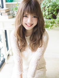 愛されフレンチSweet セミディ☆